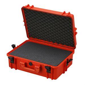 WCS Protection 505 koffer oranje incl. plukschuim