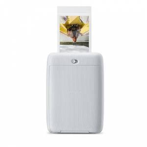 Fuji Instax Fujifilm Instax Mini Link Ash White