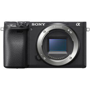 Sony A6400 body zwart (ILCE6400B)