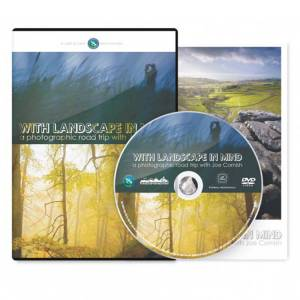 LEE Filters Joe Cornish DVD - With Landscape In Mind