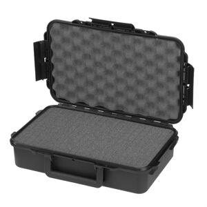 WCS Protection 004 koffer zwart incl. plukschuim