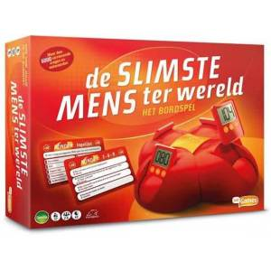Boosterbox De Slimste Mens Ter Wereld: Het Bordspel