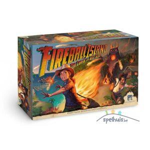 Restoration Games Fireball Island: The Curse of Vul-Kar