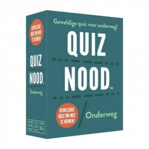 Koelkastpoëzie Quiz Nood Onderweg