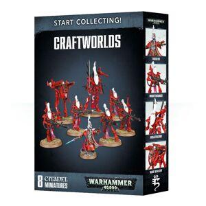 Games Workshop Ltd. Warhammer 40 000 - Start Collecting! Craftworlds