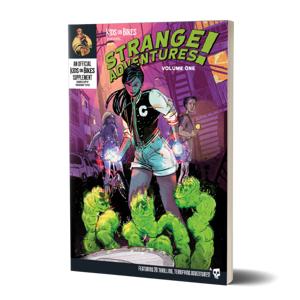 Renegade Game Studios Kids On Bikes: Strange Adventures Volume 1
