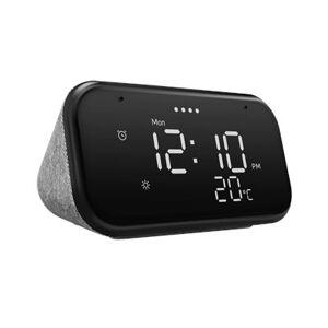Lenovo Smart Clock Essential - Grijs - ZA740001SE
