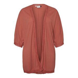 JUNAROSE 3/4-mouw Vest Dames Rood