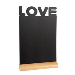 Tafelkrijtbord Love