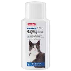 BEAPHAR Vermicon Shampoo Kat 200ml