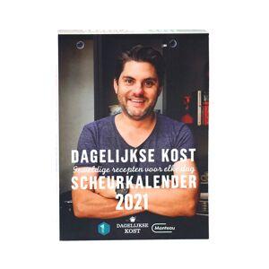 Unbranded Dagelijkse Kost Scheurkalender 2021/Meus