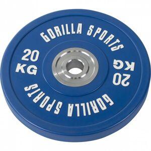 Gorilla Sports Bumper Plate 20 kg