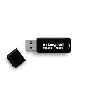 Integral USB Stick 3.0 128GB zwart