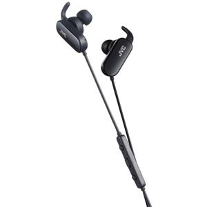 JVC Oortelefoon HA-EBT5 Sport In-Ear Zwart