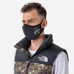 ar facemask Self-cleaning Face mask + Nanofilter är Big logo Camouflage