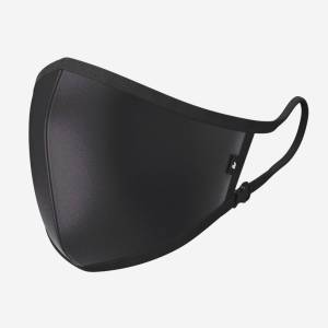ar facemask Self-cleaning Face mask with Nano-Filter är Small logo Black
