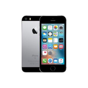 Apple Refurbished iPhone SE 16GB zwart/space grijs C-grade