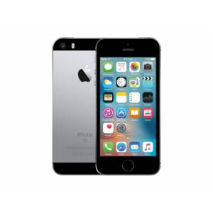 Apple Refurbished iPhone SE 64GB zwart/space grijs C-grade