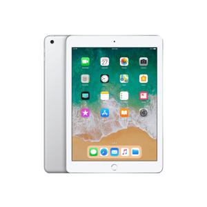 Apple Refurbished iPad 2018 32GB WiFi + 4G zilver A-grade