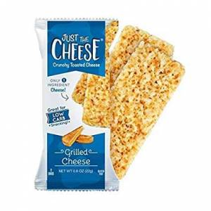 Just the Cheese - Crunchy Toasted Cheese