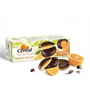 Céréal Zachte Koekjes Orange Delight