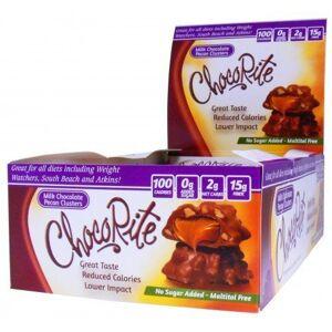 Chocolite Chocorite Bonbons Milk Pecan Cluster