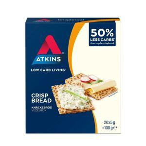 Atkins Crispbread Knäckebröd (OP=OP word vervangen door WeCare, voordeelverpakking)