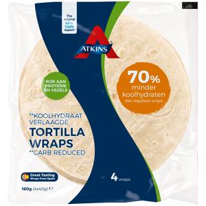 Atkins Tortilla Wrap