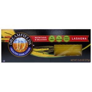 Dreamfields Pasta Dreamfields Lasagne