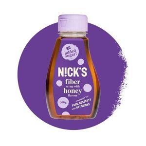 Nick's - Fiber Syrup met Honingsmaak