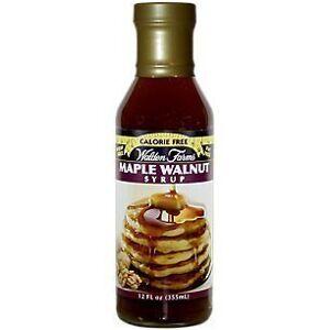 Walden Farms Maple Walnut Siroop