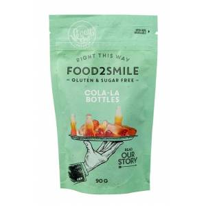 Food2Smile Cola-La Bottles, Food2Smile