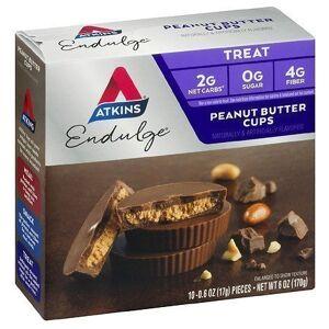 Atkins USA Peanut Butter Cups