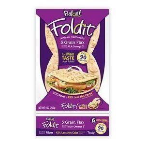 Flatout Foldit 5 Grain Flax