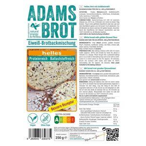 Adam's Brot Broodmix Wit 2.0 (Vernieuwd!)