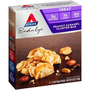 Atkins USA Peanut Caramel Cluster