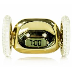 Nanda Home Clocky - Gold