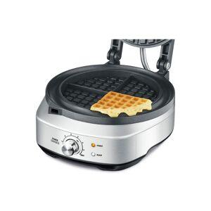 Sage The No-Mess Waffle wafelijzer SWM520BSS4EEU1 - Zilver