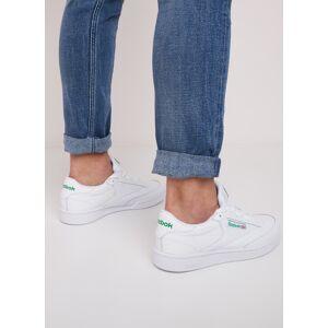 Reebok Club C 85 sneaker van leer - Wit