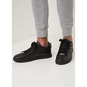 Dsquared2 551 sneaker van kalfsleer - Zwart