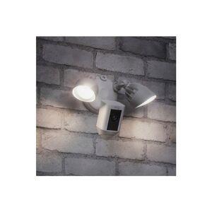 ring Floodlight Cam beveiligingssysteem - Wit
