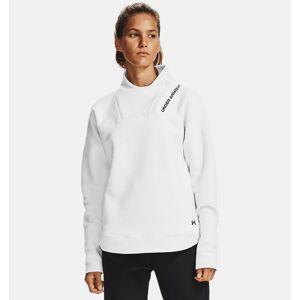 Under Armour Damestop UA RECOVER™ Fleece Wrap Neck White LG