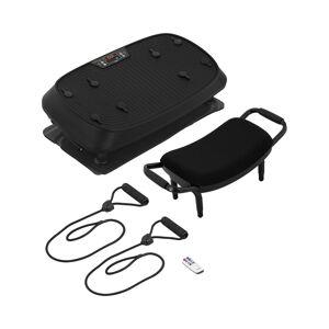 Gymrex Trillende plaat - Fitness - 61 x 35 cm - tot 120 kg - Afstandsbediening - Zitting 10230166