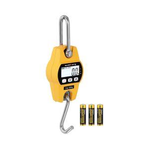 Steinberg Systems Kraanweegschaal - 300 kg / 100 g - LCD - geel 10030582