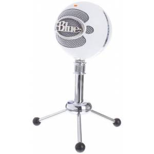Blue Microphones Snowball USB Kondensatormikrofon weiß