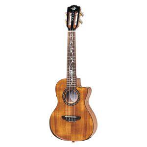 Luna Guitars Uke Vineyard Koa Bevel C PU