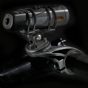 Bar Fly fietshouder 4 MTB kunststof zwart 10 delig