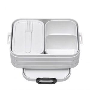 Rosti Mepal lunchbox Bento Midi 12 x 18,5 x 6,5 cm wit