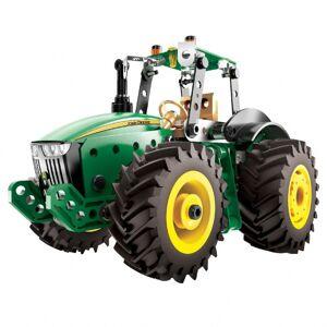 Meccano bouwpakket John Deere tractor groen (18302)