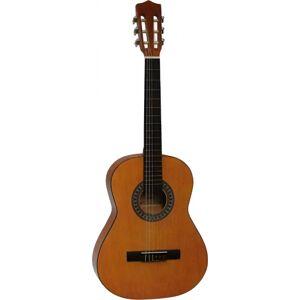 Gomez gitaar Classic 6 snaren 87 cm bruin
